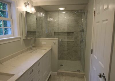 Bathroom Addition Master Suite Andover, MA